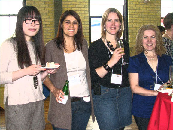 Communitech Ladies Google Canada Opening Kitchener Waterloo - Now Media