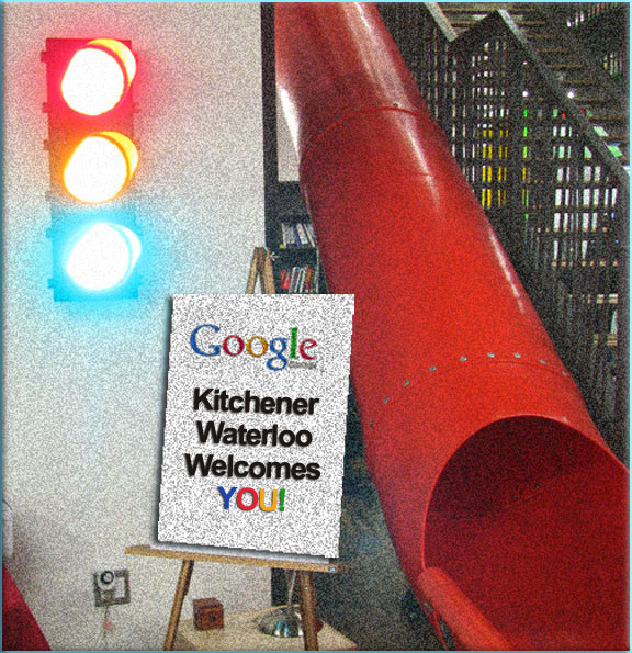 Google Head Office The Tannery Kitchener Waterloo Ontario - Now Media