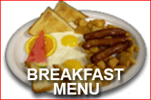Angels Restaurant and Diner Cambridge Breakfast Menu