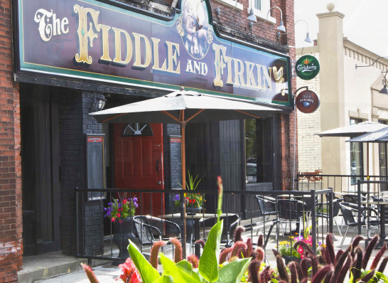 fiddle and firkin cambridge