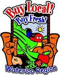 Buy Local buy fresh logo