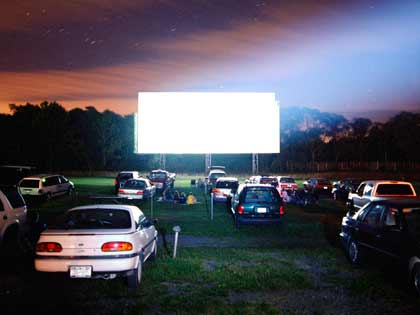 Drive-in Movie Theatres In Ontario on Cambridge NOW