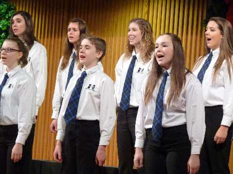 View Guelph Youth Singers's profile