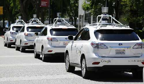 Will driverless cars mean fewer car owners?