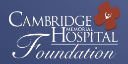 Cambridge Memorial Hospital Foundation Donate Now