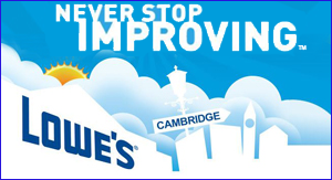 Lowes Cambridge logo