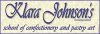 Klara Johnson's School of Confectionary & Pastry Art Cambridge Ontario