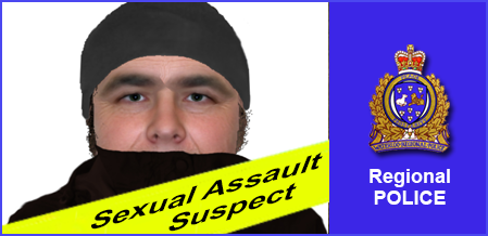 Have You Seen This Sexual Assault Suspect?
